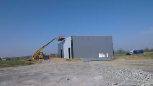 construction entrepot